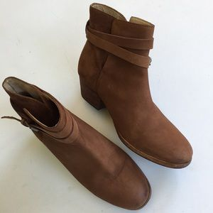 EUC Boden leather boots
